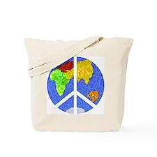 peaceworldornament Tote Bag