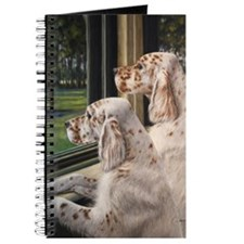 English Setter Puppies Journal