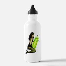 Type o negative pin up Water Bottle