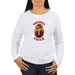 Football Chick 2 T-Shirt