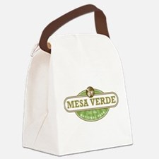 Mesa Verde National Park Canvas Lunch Bag