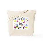 Art's & Craft's Tote Bag