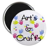 Art's & Craft's Magnet