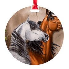 Alert_Arabians Ornament