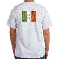 Quinlan Ash Grey T-Shirt