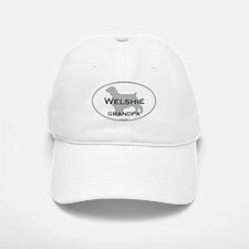 Welshie GRANDPA Baseball Baseball Cap