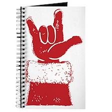 santa-loveyou-red Journal