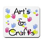 Art's & Craft's Mousepad