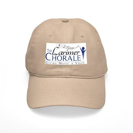 Larimer Chorale Baseball Cap