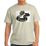 Biology Teacher Ash Grey T-Shirt
