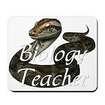 Biology Teacher Mousepad