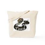 Biology Teacher Tote Bag