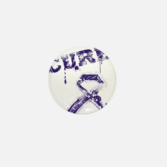CURE! Mini Button