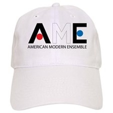 AME Logo MAIN-Transparent-Large Baseball Cap