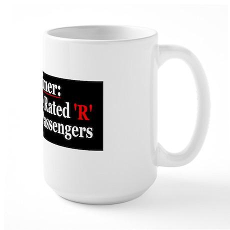 ratedr Large Mug