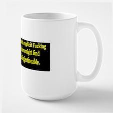 fckntxt Mug