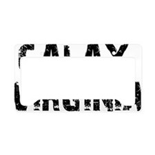 galaxva License Plate Holder