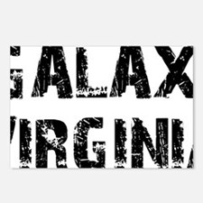 galaxva Postcards (Package of 8)