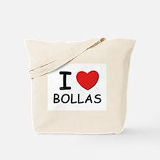 I love bollas Tote Bag