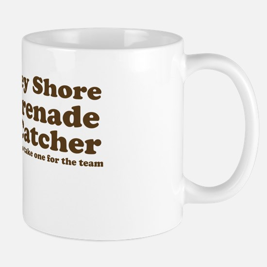 Grenade Catcher- Brown Mug