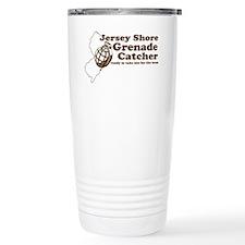 Grenade Catcher- Brown Travel Mug