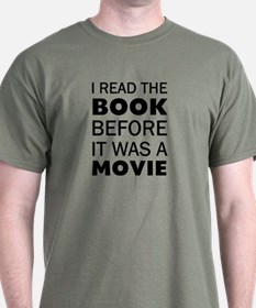 I Book Movie T-Shirt