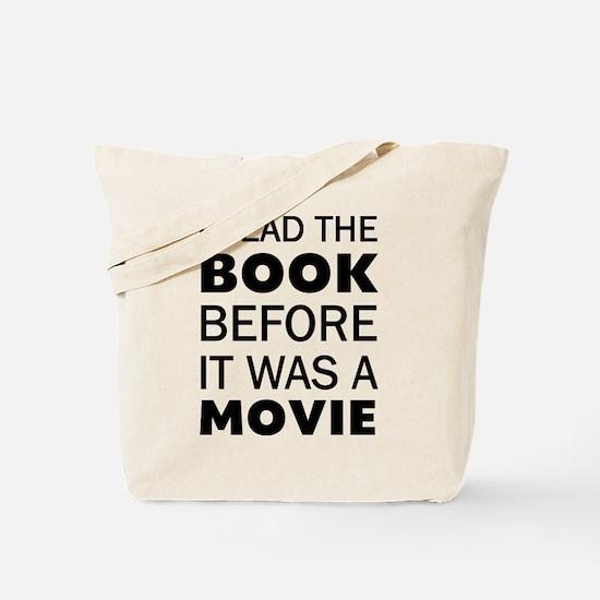 I Book Movie Tote Bag