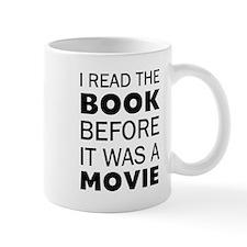 I Book Movie Mug
