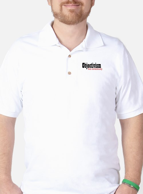 Objectivism Golf Shirt