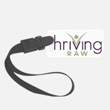 thriving_raw_email Luggage Tag