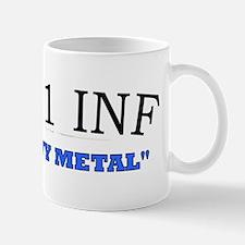 1st Bn 41st Inf Cap2 Mug