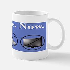 be here now Mug