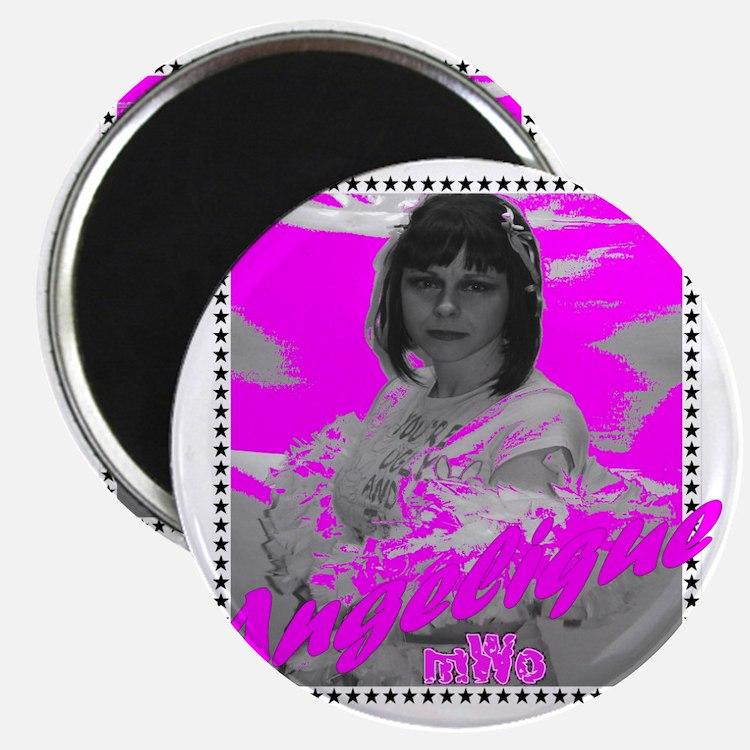 Angelique pink Magnet