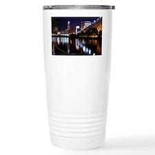 Cle Skyline Travel Coffee Mug