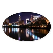 Cle Skyline Decal