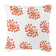 Pihlajanmarja-Rowan Woven Throw Pillow