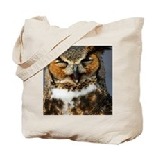 The Laughing Owl Tote Bag