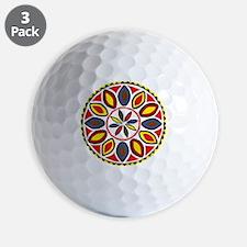 good luck hex jp Golf Ball
