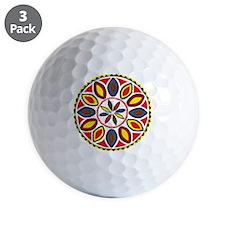 good luck hex jp Golf Balls