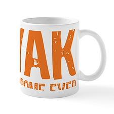 Kayak Palindrome Mug
