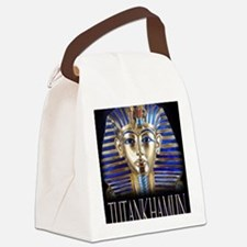 tut painting long Canvas Lunch Bag