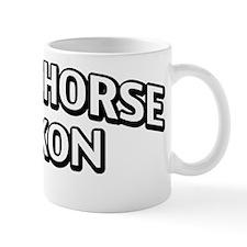 Whitehorse Mug