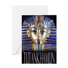 2-tut journal Greeting Card
