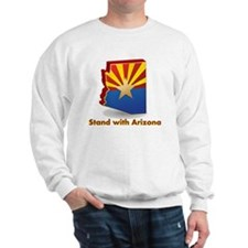 stand-with-az Sweatshirt