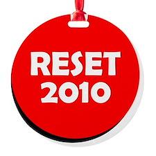 reset-2010 Ornament