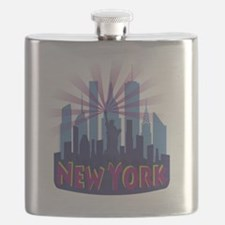 NYC Newwave7 cool Flask