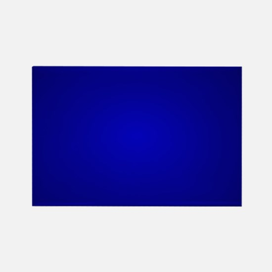 Minimal Art Dark Blue Magnets