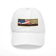 As American As Apple Pie Baseball Cap