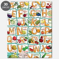 Poster-Alphabet_4600x7000 Puzzle