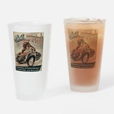 sidecar Drinking Glass